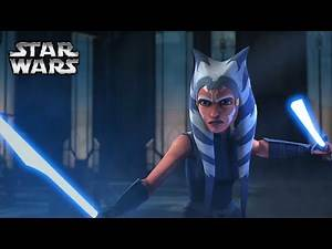 The Clone Wars Season 7 OFFICIAL TRAILER and FULL BREAKDOWN