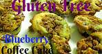Gluten Free Blueberry Coffee Cake (AMAZING) Recipe King Arthur Flour Mix