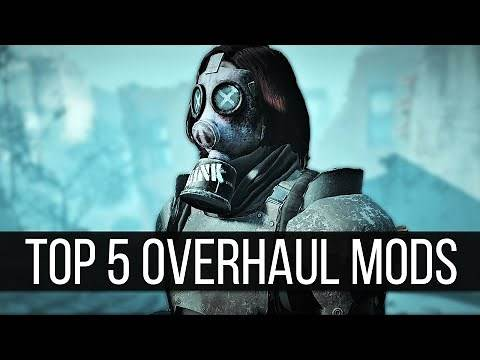 The Top 5 Overhaul Mods for Fallout 4