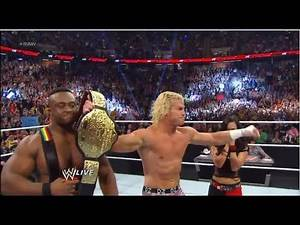 WWE RAW - 4.8.2013: Dolph Ziggler Cashes in his MITB to become World Heavyweight Champion