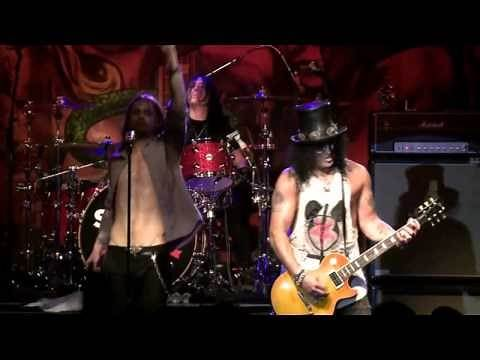 "Slash Live from New York: ""Apocalyptic Love"" Album Full Show (2012 HD)"