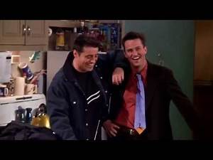 FRIENDS fake laughing