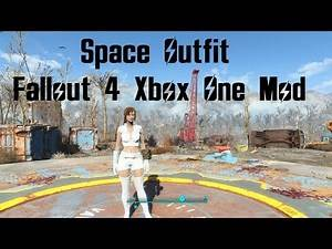 Fallout 4 Space Outfit Xbox One Mod Space Outfit (CBBE Curvy) Mod XB1