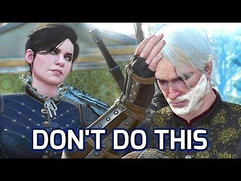 Witcher 3: What Happens if You Start NG in Prison?