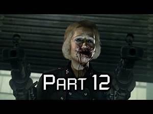 Wolfenstein The New Order Walkthrough Gameplay Part 12 - Escaping Prison - (Xbox One)