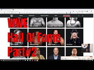 WWE Hall Of Fame Who Worthy Who Sucks Part#2