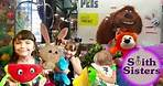 The Secret Life of Pets Claw Machine Wins 2 Pillows and Snowball Video |Claw Therapy| Smith Sisters