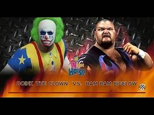 WWF In Your House: Doink the Clown vs. Bam Bam Bigelow