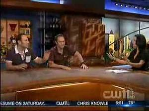 Comedy Duo The Sklar Brothers on Their 'Comix' Gig