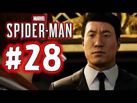 Spider-Man Ps4 - Part 28 - MJ & Spidey Team Up