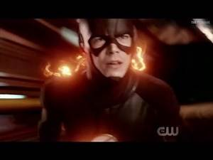 The Flash 3x19 Barry Cant Travel Back in Time