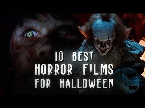 10 Best Scary Movies for Halloween