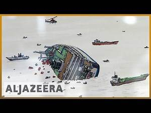 🇰🇷 South Korea observes fifth anniversary of Sewol ferry disaster | Al Jazeera English