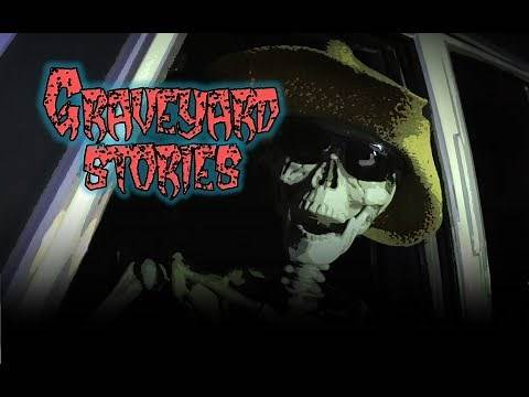 GRAVEYARD STORIES (2017) Lloyd Kaufman, Jim O'Rear Horror Anthology