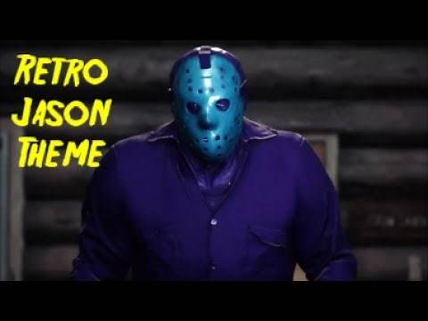 Retro Jason Skin Theme Song - Friday the 13th: The Game