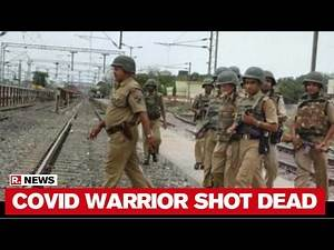 Haryana: RPF ASI Shot Dead On Lockdown Duty