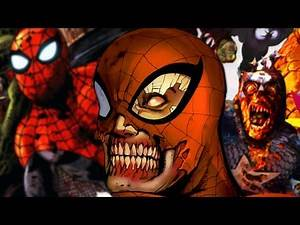 SPIDER-VERSE: HOW PETER PARKER BECAME ZOMBIE SPIDER-MAN!