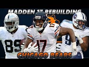 Madden 17 Connected Franchise | Rebuilding The Chicago Bears | Lombardi Trophy Returns to Chicago!