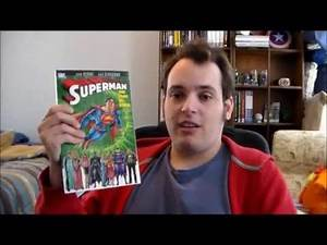 Superman Week Day Six: Top 5 Superman Story Arcs/Graphic Novels