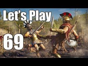 Assassin's Creed Odyssey - Let's Play Part 69: The Gates of Atlantis