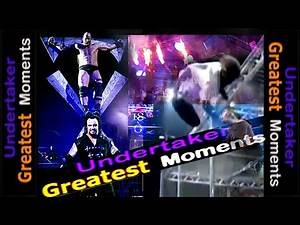 Undertaker Top 10 - Greatest Moments