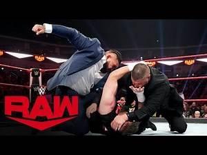 Seth Rollins and AOP brutalize Kevin Owens: Raw, Dec. 23, 2019