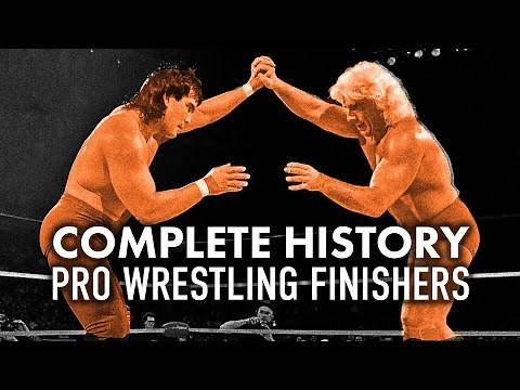 Complete History Of Wrestling Moves (Wrestling Documentary)