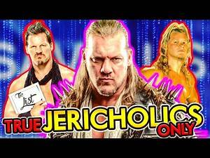 How Well Do You Know CHRIS JERICHO? 🍾 WWE AEW Quiz Game 📝 30 Questions Only TRUE FANS Can Answer