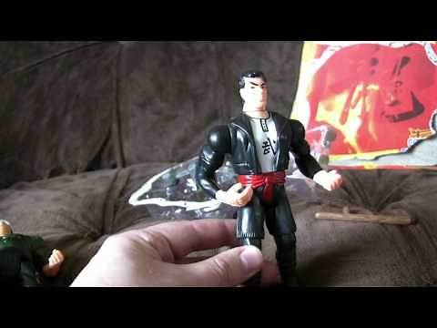 Ultra-Cheap Action Figures Review