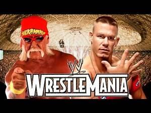 John Cena vs Hulk Hogan Wrestlemania 31 Promo HD