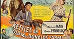 The Kettle's on Old Mac Donald's Farm (1957) Marjorie Main, Parker Fennelly, Claude Akins,