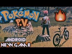 [300MB]Download Pokémon P.V? || ANDROID || POKEMON SUN AND MOON || POKEMON X AND Y || APK