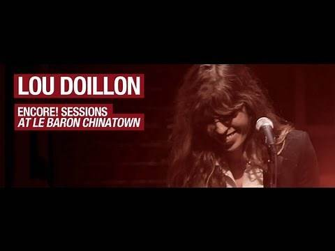 Lou Doillon - ICU, Devil or Angel & Questions and Answers - Encore! Sessions