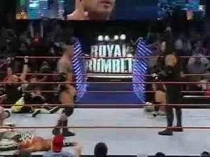 Video Royal Rumble Gennaio 2008 parte-13-17
