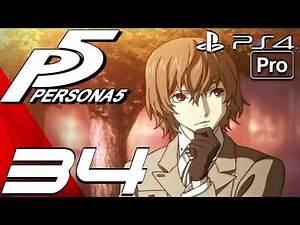 Persona 5 - English Walkthrough Part 34 - Casino Palace (PS4 PRO)