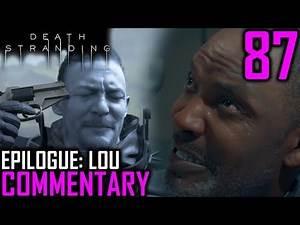 Death Stranding Walkthrough Part 87 - Die-Hardman's Tears & Sam's Final Mission: Episode 14 - Lou