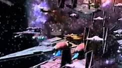Space Battles - Battlestar Galactica, Star Trek, Babylon 5 Vs Star Wars