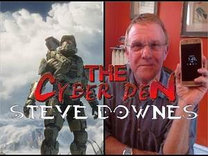 Steve Downes (Master Chief - Halo) Interview - The Cyber Den