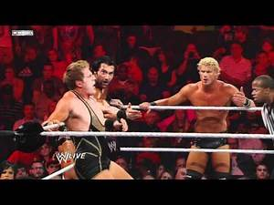 Raw: Air Boom & Zack Ryder vs. Dolph Ziggler, Jack Swagger & Mason Ryan