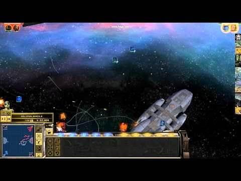 Battlestar Galactica & Mass Effect reapers vs Stargate Part 1 (HD 720p)