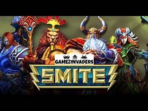 SMITE: Battleground of Gods 2 Player Co-Op Gameplay Playtest Xbox One/PS4/Windows Tim Vs. Chris 13