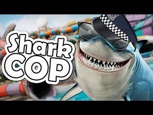 Shark Cop | MOST BADASS COP