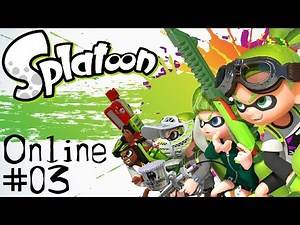 Splatoon -- Online Multiplayer Part 3: Rock and Roller