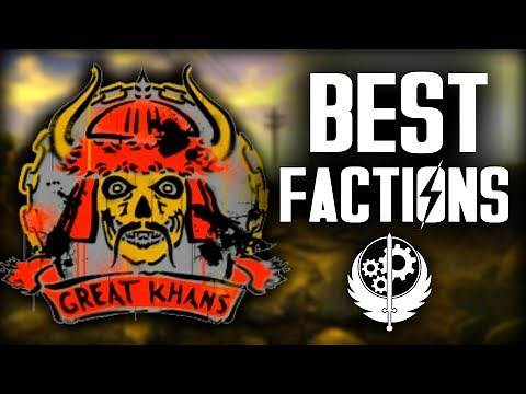 Fallout New Vegas - Top 5 Factions