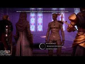 Dragon Age: Inquisition playthrough (PS4) pt82 - The Game Finally Begins: Enter Skyhold!