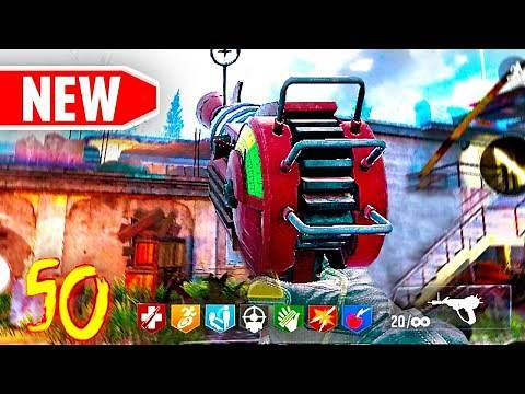 NEW COD MOBILE ZOMBIES MAP: NACHT DER UNTOTEN w/ PACK A PUNCH & EASTER EGGS! (Call of Duty Mobile)