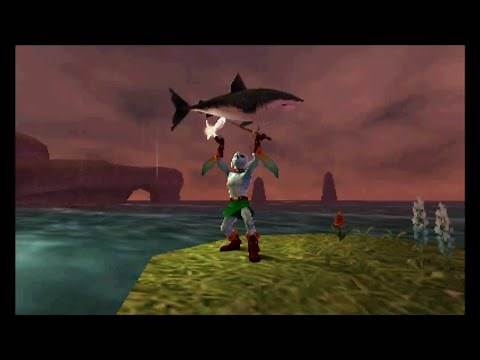 The Legend of Zelda: Majora's Mask 3D - Ocean Fishing Hole Guide