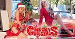 Paris Hilton's 2020 Holiday Lookbook