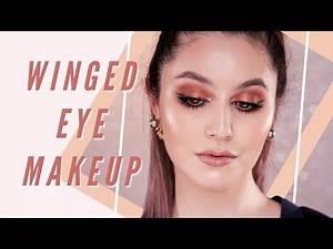 Warm, Winged & Smokey 🔥 My Go-To Eyeshadow Placement | Karima McKimmie