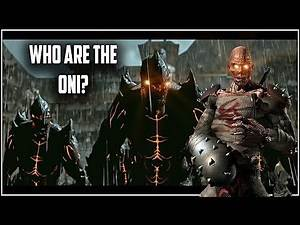 Who And What Are The Oni? - Mortal Kombat Lore
